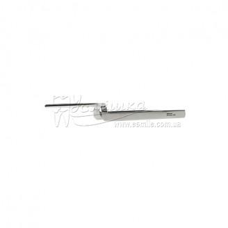 Артикуляційний пінцет Бауша Arti-Fol BK132, прямий з поздовжною канавкою для фіксації фольги