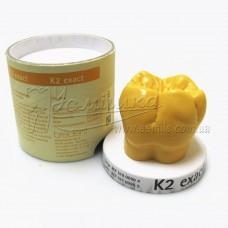 Моделювальний віск К2 жовтий