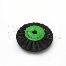 Щітка Чунцин, чорна, гостра ∅ 50 мм, 2 ряди