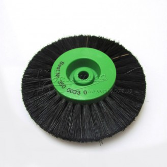 Щітка Чунцин, чорна, гостра ∅ 80 мм, 4 ряди
