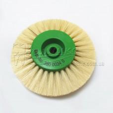 Щітка Чунцин, біла, загострена ∅ 80 мм, 4 ряди