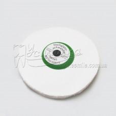 Щітка для високоглянцевої поліровки металу ∅ 100 мм 50 шарів