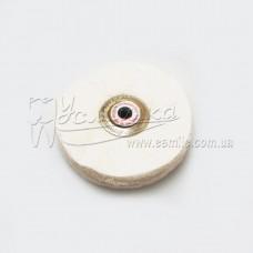 Щітка для високоглянцевої поліровки пластмаси ∅ 60 мм 40 шарів