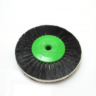 Щітка Абразо-Софт ∅ 80 мм, полірування металу
