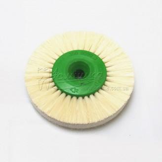 Щітка Абразо-Сіл Акрил ∅ 80 мм для полірування пластмаси
