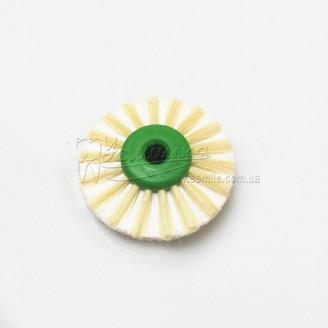 Щітка Абразо-Шваббель Акрил ∅ 50 мм для полірування пластмаси