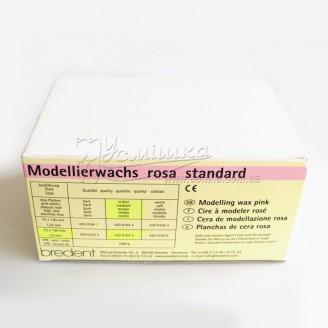 Моделювальний віск стандартний - товщина пластинки 1,5 мм