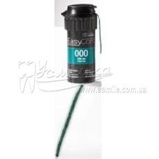 Ретракційна нитка EasyCord  000, зелена.Новий дизайн і більший метраж 330см