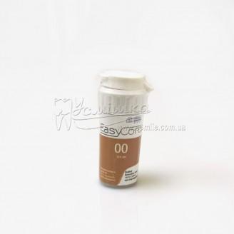 Ретракційна нитка EasyCord 00, коричнева.Новий дизайн і більший метраж  (330 см)