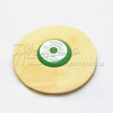Замшевий полірувальний круг ∅ 100 мм
