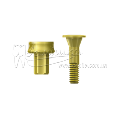 SKY gingiva former DH 2 mm incl. screw 1 Assortment      SKY формувач ясен DH 2 мм вкл. гвинт 1 асортимент