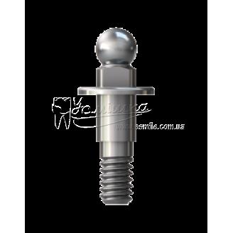 SKY ball attachment directly screwed 1 Piece     SKY сферичний аттачмент безпосередньо на гвинті 1 шт