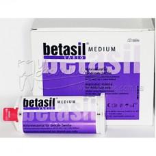 Відбитковий матеріал betasil® VARIO MEDIUM, 1х50мл картридж,A-силікон,коригуюча