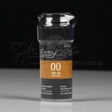 Нитка для ретракції EasyCord, розмір 00, коричнева,330см з WOW-Effect преміум класу.Muller-Omicron,Німеччина.