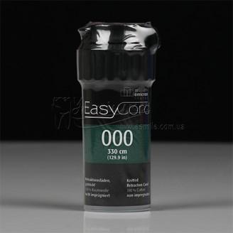 Нитка для ретракції EasyCord, розмір 000, зелена,330см з WOW-Effect преміум класу.Muller-Omicron,Німеччина.