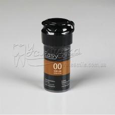 Нитка для ретракції EasyCord, розмір 00, коричнева, 330см без просочення